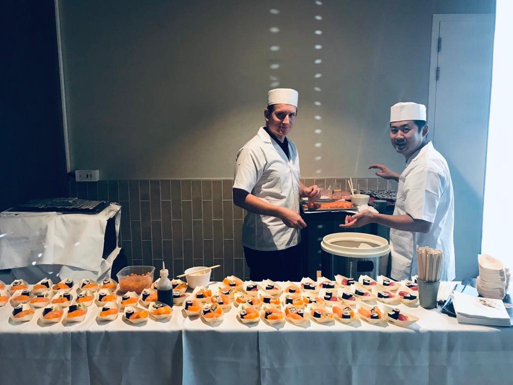 Catering bij Veneca